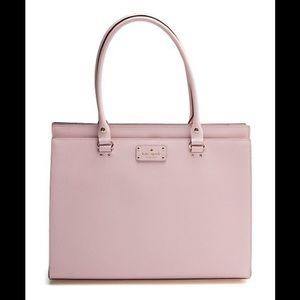 Kate Spade Leather Laptop Bag / Tote NWOT